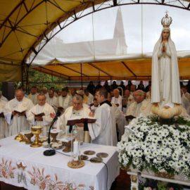 Zasvěcení Panně Marii Fatimské v Koclířově u Svitav