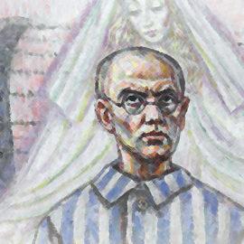 35. výročí kanonizace Maxmiliána M. Kolbeho