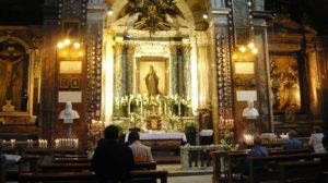 Sant'Andrea delle Fratte: il santuario della Madonna del Miracolo