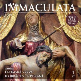 Immaculata 2017/1 (č. 149)