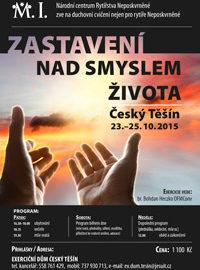 Podzimní exercicie pro MI – Český Těšín
