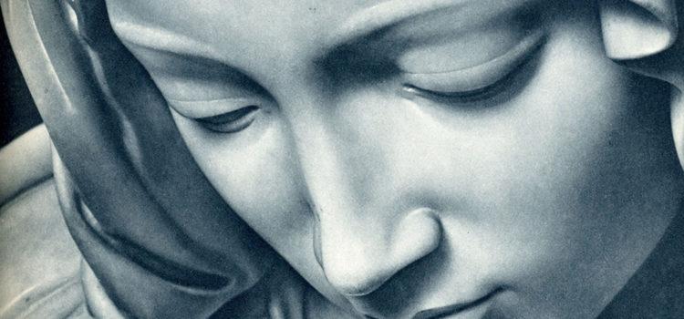 Modlitba k Panně Marii Neposkvrněné <br/> ke 100. výročí M. I.