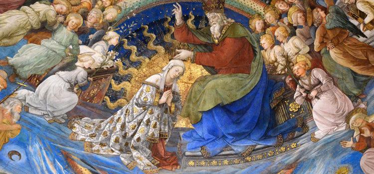 O Mariině královské důstojnosti v nebi