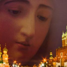 Zasvätenie Ruska Panne Márii v Kremli