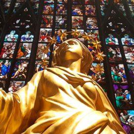 Dnes začínáme novénu před Slavností Neposkvrněného Početí Panny Marie