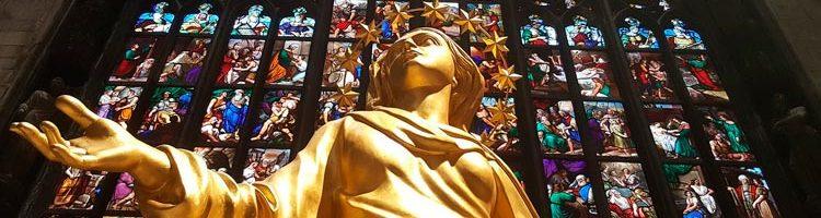Letem M. I. světem čili rytíři v akci – Immaculata č.154