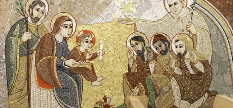 Požehnané Vánoce a vše nejlepší do nového roku 2019