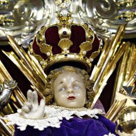Pouť k Pražskému Jezulátku