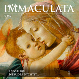 IMMACULATA č.162 (2019/4)